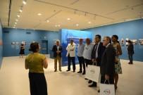 KÜLTÜR SANAT MERKEZİ - ATSO, İtalya Heyeti'ni Antalya Kültür Sanat'ta Ağırladı