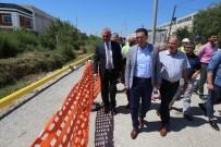 ATİLLA KAYA - Başbakan Talimatı Verdi O İlçede Doğal Gaz Çalışmaları Başladı