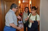 SAĞLIKLI BESLENME - Bilecik Belediye Başkan Vekili Nihat Can'a Ziyaretler