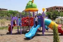 TURGAY GÜLENÇ - Bismil'de Parklara Şehitlerin İsmi Verildi