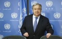 GUTERRES - BM Genel Sekreterinden Kıbrıs Konferansı Açıklaması