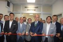 HASTANELER BİRLİĞİ - Bursa'da Kanser Hastaları Tam Otomatik Cihazlarla Tedavi Görecek