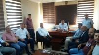 KANDILLI - Çakır Armutçuk 'Da Ziyaretlerde Bulundu