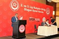 SİLİVRİSPOR - Cengiz Günaydın, Yeniden Başkan