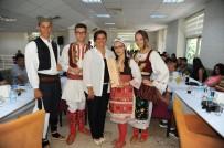 ÇEŞTEPE - Çerçioğlu, Balkan Göçmenleri İle Bir Araya Geldi