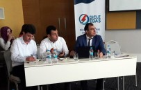 OTOMASYON - Dicle Elektrikte İşletme Birimleri Çalıştayı Başladı