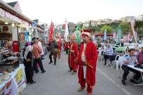 GÜZELDERE ŞELALESİ - Düzceliler Mehteranla Coştu
