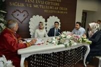 NİKAH SARAYI - Erzurum'da 07.07.2017 Yoğunluğu