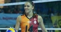 BULGAR - Galatasaray, Hristina Ruseva İle 1 Yıl Uzattı