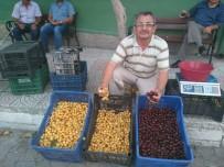 HASANLAR - Hisarcık'ta Beyaz Kiraza Rağbet Arttı