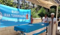 CANLI KALKAN - Irak'ta Katledilen Türkmenler İçin Bursa'da Gıyabî Cenaze Namazı