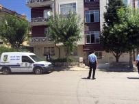VALİDE SULTAN - Karaman'da 4. Kattan Düşen Afganlı Kız Kurtarılamadı