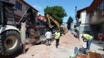 Keles'te Asbestli İçme Suyu Hattı Yenileniyor