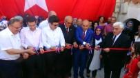MUSTAFA DOĞAN - Kilis'te Suriyeli Kadınların Da Yararlanabileceği Meslek Edindirme Merkezi Açıldı