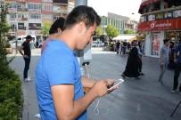 KıLıÇARSLAN - Konya Büyükşehirden Halka Açık Alanlarda Ücretsiz İnternet