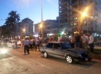 KARACAOĞLAN - Kozan'da Zincirleme Trafik Kazası