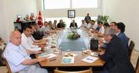 NAMIK KEMAL - KSÜ Planlama Ve Geliştirme Kurulu Toplantısı