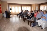 BİYOLOJİK ÇEŞİTLİLİK - Kütahya'da 'Ulusal Biyolojik Çeşitlilik Envanter Ve İzleme Projesi' Çalıştayı