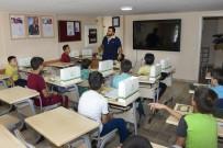 AHMET ÖZCAN - Meram Bilgi Merkezlerinde Yaz Kursları Başladı