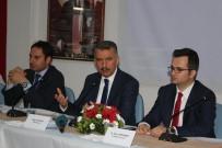 SOSYAL GÜVENLIK KURUMU - Mesleki Yeterlilik Kurumu Başkanı Adem Ceylan,