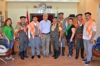 EGE BÖLGESI - Milas Yörük Obaları Kültür Derneği'nden STK'lara Ziyaret