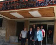 OVİT TÜNELİ - Milletvekili Aydemir Açıklaması 'Erzurum Ulaşımda Ak Çağını Yaşıyor'