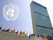 NÜKLEER SİLAH - Nükleer silahları yasaklayan anlaşma BM'de kabul edildi