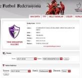 ORDUSPOR - Ordu Futbol Kulübü'nün Yeni Adı 'Yeni Orduspor' Oldu