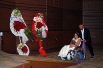 DENIZ YıLMAZ - Engelli Aracı, Gelin Arabası Oldu