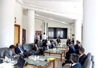 TİCARET ANLAŞMASI - Rus-Türk İşadamları Birliğin'den Başkan Çakır'a Ziyaret