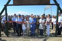 ÖZDEMİR ÇAKACAK - Şehit Salih Sezer'in Adına Düzenlenen Hatıra Ormanının Açılışı Yapıldı