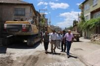 BÜYÜKŞEHİR YASASI - Seydişehir'in Gevrekli Mahallesine Prestij Cadde