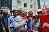 SİİRT VALİSİ - Siirt Valisi Ali Fuat Atik Açıklaması 'Devlete Kalkan Eli Kırmasını Biliriz'