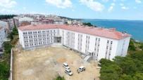 SINOP VALISI - Sinop İmam Hatip Lisesi İnşaatında Sona Gelindi