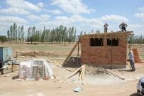 FUTBOL SAHASI - Sungurlu'ya Yeni Mesire Alanı