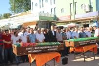HÜSEYIN AVCı - Tanker Faciasında Ölen 2 Çocuk Toprağa Verildi
