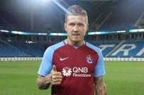 LÖSEMİ HASTASI - Trabzonspor, Juraj Kucka İle 3 Yıllık Sözleşme İmzaladı