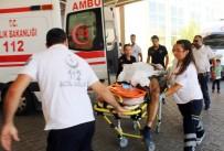 Trenin Altında Kalarak Bacağı Kopan Genç Hayatını Kaybetti