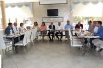 KAMU YARARı - Turgutlu'da Akıllı Sayaçlar Görüşüldü