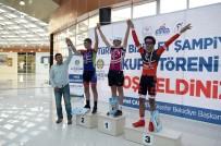 GENÇLİK VE SPOR İL MÜDÜRÜ - Türkiye Bisiklet Şampiyonası Malatya 4. Etabı Tamamlandı