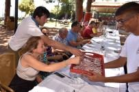 DANS GÖSTERİSİ - Turunç Masa'yı Çinliler De Öğrendi