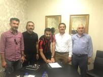 KAHRAMANMARAŞSPOR - Van Büyükşehir Belediyespor'dan İki Önemli Transfer