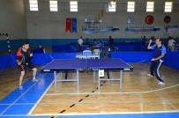 MEHMET KAVUK - Yeşilyurt'ta Ulusal Masa Tenisi Ve Sokak Basketbolu Turnuvası