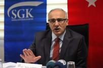 İŞ KAZASI - Yıldırımhan 'Ülkemizde Gerçekleşen İş Kazalarının Büyük Bir Çoğunluğu İnşaat İş Kolunda Gerçekleşiyor'
