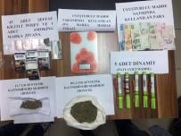 SİGARA PAKETİ - Zonguldak'ta Uyuşturucu Satıcılarına Büyük Darbe