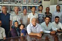 SEVINDIK - 11 Mayıs Şehitler Derneği Başkanı Tuna Açıklaması 'Talep Edilen Ceza Sevindirici'