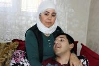 TAŞKıRAN - 9 Yıldır Yatalak Olan SSPE Hastası Oğluna Bakan Anne Yardım Bekliyor