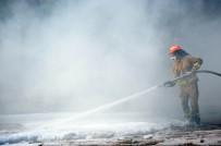 EROZYONLA MÜCADELE - Afrikalı Ormancılara 45 Derecede Yangın Tatbikatı