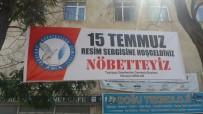 HÜSEYIN ARSLAN - Ağrı'da 15 Temmuz Fotoğraf Sergisi Açılıyor