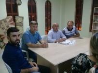 SERKAN YILDIRIM - AK Parti Hürriyet Mahallesi Danışma Meclisi Toplantısı Yapıldı